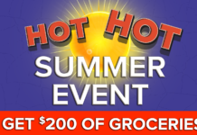 Hot Hot Summer Event