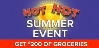 Hot Hot Summer Event